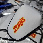 Tapabocas estampados personalizados sublimación Full color Sublimados