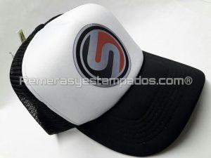 Gorra Trucker Vinilo Termo Impreso SpeedClub remerasyestampados.com