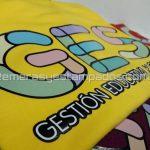 Remera Vinilo Termo Impreso GES 1 remerasyestampados.com