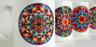 tazas sublimadas - taza - sublimado - sublimación - sublimable - taza publicitaria - ceramica remerasyestampados.com